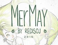 MerMay 2016 by Redisoj©