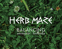 HERB MAZE Balacing Aromatic Formula
