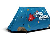 FieldCandy Scene Sur Sambre festival tent design