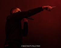 Richie Campbell - Super Bock Arena - 4 de Dezembro