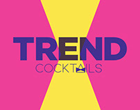 Brand Identity - Trend Cocktails