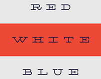 WIDE & AMERICAN TYPOGRAPHY