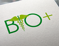 Logo Bio+