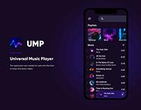 UMP - universal music player
