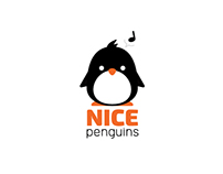 NICE PENGUINS Video Games Designers Team - Identity