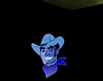 2D Hologram