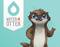 Water4Otter Microsite