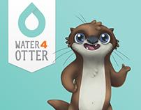 Water4Otter Microsite