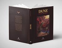 «Dune» book cover design