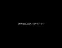 GRAPHIC DESIGN PORTFOLIO (2017)