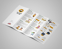 Manual design for INGO education kit