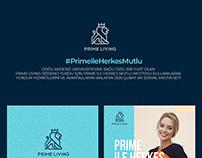 Prime Living | Sosyal Medya
