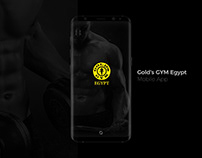 Gold's GYM fitness app