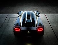 Koenigsegg Prints