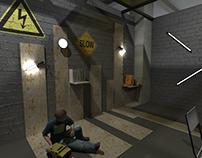 Vyrsodepseio Art Space | Interior Design