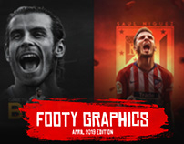 Footy Graphics #1 (April 2019)