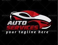 Auto Service - Logo Template