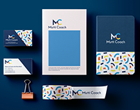 Logotipo Mutti Coach