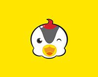 Mascot Design for Gallery Sunjay