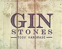 Logo Gin Stones