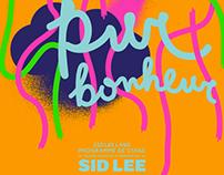 Affiche Sid Lee Land