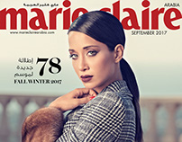 Marie Claire Arabia September 2017