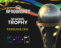 ELEMENT3D TROPHY AFROBASKET