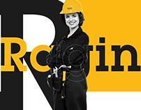Branding Ragin Construções & Reformas