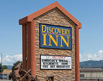 Discovery Inn Ukiah Hotel