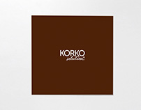 Amorim Cork Composites · Korko Selection · Brochure