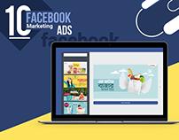 Facebook Ads For Chaldal .com