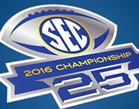 2016 SEC FOOTBALL CHAMPIONSHIP