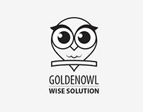 Golden Owl Logo