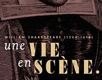 William Shakespeare (1564-1616) – Une vie en scène