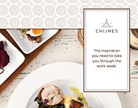 CHIJMES Rebranding