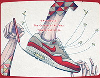 Creator of Air Max ─ Tinker Hatfield
