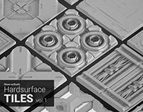 HardSurface Tiles Vol.1
