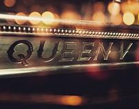 Queen V | Стиль и сайт гастропаба