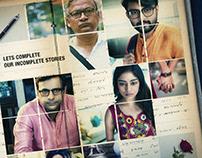 Ebhabei Golpo Hok - Bengali Movie official Poster