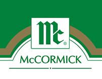 McCormick Flavor HQ Mobile Website
