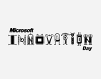 Brand & Event Design: Microsoft Innovation Day