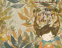 Con Los pájaros en la cabeza Children book, 2017