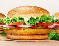 BURGER KING - All INDIA Launch