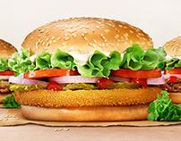 Burger King INDIA Launch