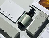 A.VIV. Hand wash Packaging 手洗精