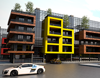 Residential building_ project