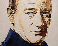 Paintings | Manly Men