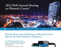 SGO 2013 Annual Meeting
