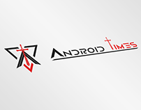 Android Times | Logo and Youtube Channel Design