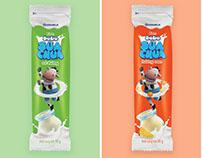 Vinamilk   Packaging Ice cream